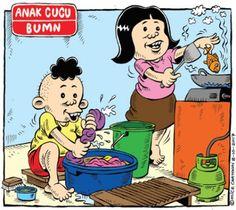 MICE CARTOON - Anak Cucu BUMN - Sumber: Rakyat Merdeka - Terbitan: Oktober 2017 (KLIK gambar untuk memperbesar)