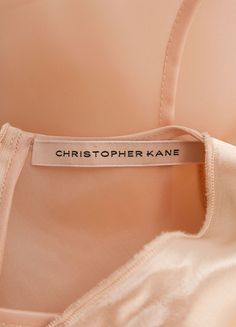 christopher kane tags - Google Search