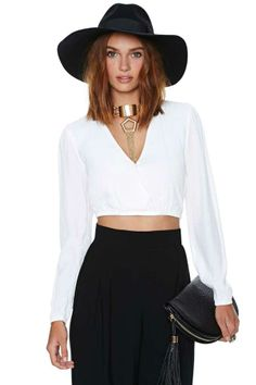 Nasty Gal Esther Top