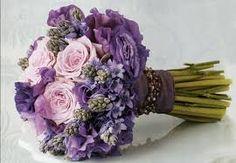 Image result for decoracion de boda violeta y plata