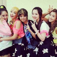 #KrystalJung #FxVictoria #AmberLiu #ChoiSulli #ParkLuna #Kpop #ElectricShock