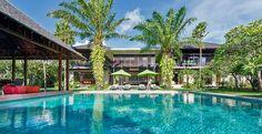 Bendega Nui-Bendega Nui - Pool and Villa
