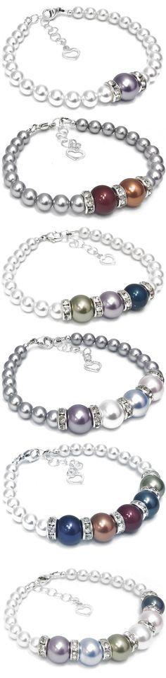 Swarovski Pearl Mothers Bracelet Kit                                                                                                                                                      More