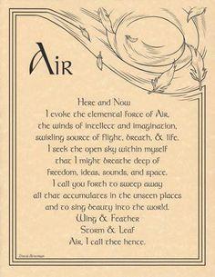 Air Evocation