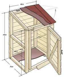 So they build a tailor Mülltonnenbox | YOURSELF DIY magazine