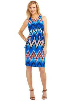 Cato Fashions Chevron Popover Sheath Dress-Plus Plus Dresses, Cute Dresses, Summer Dresses, Size 16, Plus Size, Miss Dress, Sheath Dress, Chevron, Shop Now