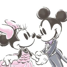 Awe mickey n minnie disney pinterest mice mickey mouse and resultado de imagen para mickey y minnie mouse enamorados antiguos altavistaventures Image collections
