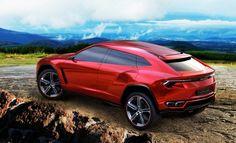 Lamborghini confirms SUV as their third model - Pursuitist