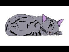 Кіт, як намалювати кота, #draw, як намалювати кота олівцем