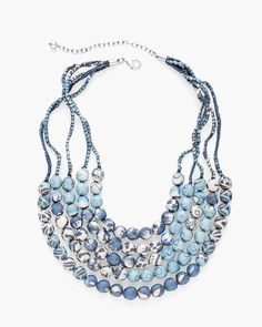 Isadora Multi-Strand Necklace - Chicos