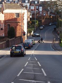 Holloway Street, Eastbound, Exeter