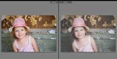Soft and Muted Portraits - Lightroom Preset 115