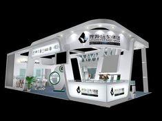 Exhibition area 12X6 3DMAX2009-1004