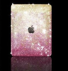$209 iPad Swarovski case. HA HA HA. TWO HUNDRED NINE DOLLARS. @E Voirol, you need this.