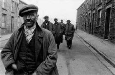 BEN JAMES - COAL MINER, Caerau, Wales 1953 #wales #cymru