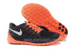 http://www.nikejordanclub.com/nike-free-50-mens-running-shoes-black-and-orange.html NIKE FREE 5.0 MENS RUNNING SHOES BLACK AND ORANGE Only $94.00 , Free Shipping!