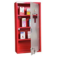 Keep your ammo secure! The Model #ASC-1416 Firepower Ammo Cabinet ...