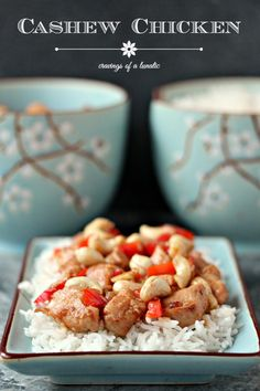 #sponsored Creamy Cashew Chicken | This recipe is quick, easy and sure to be a hit with your family and friends. Enjoy!  @LoveMySilk #SilkCreamyCashew