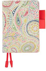 hobonichi diary Charlie's Paisley  http://www.1101.com/store/techo/2012_spring/lineup/index.html
