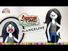 ▶ Marceline The Vampire Polymer Clay Tutorial/ Marceline de Arcilla Polimérica - YouTube