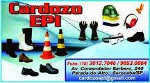 CARDOZO EPI  EQUIPAMENTOS DE PROTEÇÃO INDIVIDUAL