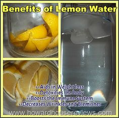 Benefits of lemon water and more Health and Fitness Tips