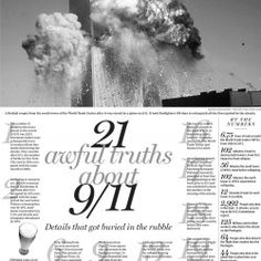 21 Awful Truths About 9/11   Visual.ly