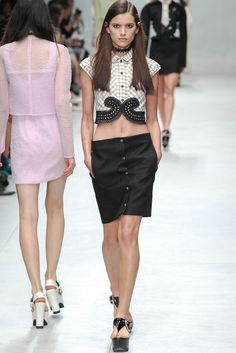 SPRING 2014 READY-TO-WEAR Carven