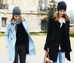 estelle, the blue coat!