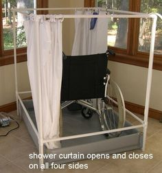 standard portable handicap shower home access products