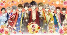 Ikemen Sengoku Fandom🐯 — IkeSen merchandise, pillow case, for celebrating. Anime Sexy, Anime Guys, Manga Anime, Anime Kimono, Moth Drawing, Tokugawa Ieyasu, Shonen Ai, Video Game Anime, Funny Scenes