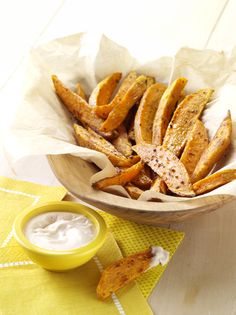 Spice Sweet Potato Fries (Perfect Easy Summer Side Dish)