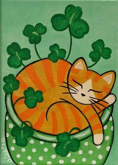 Swag Pictures, Cat Quilt, Art Drawings For Kids, Cat Crafts, Cat Colors, Cat Drawing, Art Classroom, Cat Art, Folk Art