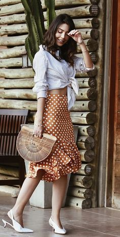 50 summer fashion trends 2019 best outfit ideas that you need 12 ~ Litledress Summer Fashion Trends, Summer Trends, Fashion 2017, Womens Fashion, Fashion Fall, Chic Outfits, Spring Outfits, Fashion Pants, Fashion Outfits