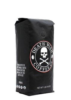 DEATH WISH COFFEE | Worlds strongest coffee!! Want!!
