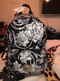 ea6a2e835ce8 Used Versace backpack authentic for sale in Costa Mesa - letgo Versace  Backpack, Costa,