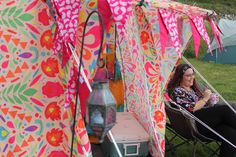 TENTS | Meet This Summer's Best New Tent – The L.O.M Luna Weekender Bell Tent