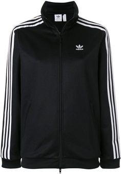 Adidas Originals Adidas Women's Originals Superstar Track Jacket In Black Winter Outfits, Cool Outfits, Casual Outfits, Casual Clothes, Tracksuit Jacket, Adidas Tracksuit, Forever 21 Outfits, Adidas Sportswear, Adidas Running Shoes