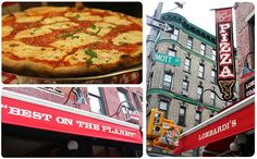 Lombardis pizza new york by globetrottergirls, via Flickr