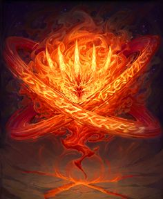 fire demon / elemental enemy / summoned creature inspiration for DnD / Pathfinder fantasy gaming monsters Anime Art Fantasy, Fantasy Concept Art, Fantasy Character Design, Dark Fantasy Art, Fantasy Artwork, Demon Artwork, Fantasy Monster, Monster Art, Fantasy Creatures