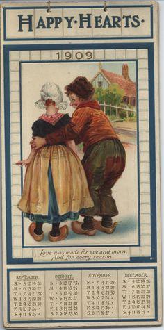 HAPPY HEARTS 1909
