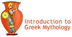 Each kid presents a Greek mythological character. It could be cool to have a character of the day throughout the unit and then the kids would be briefly exposed to a bunch of different gods.