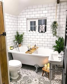 scandinavian bathroom Bathroom Inspiration // Golden Fox Cottage The Perfect Scandinavian Style Home Boho Bathroom, Bathroom Inspo, Bathroom Renos, Bathroom Styling, White Bathroom, Bathroom Flooring, Modern Bathroom, Master Bathroom, Bathroom Ideas