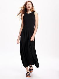Jersey-Knit Maxi Dress for Women