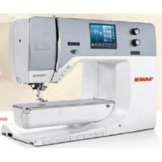 Bernina 750QE sewing dreams