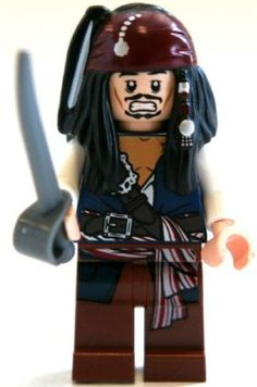 Jack Sparrow Lego Pirates of the Caribbean Minifigure by LEGO. $4.95. MOVIE Pirates of the Caribbean, this is Lego Groups lastest endeavor. especially in the 3rd party market Lego investors treat it like the stock market.. Lego mini figure, Caricature is the infamous jack Sparrow for the. took the company under, that would be Batman. This starting with a bang. Into expencive Licenced product. The last big one they tried almost. Jack Sparrow ~ Lego Pirates of the Caribbean Minif...