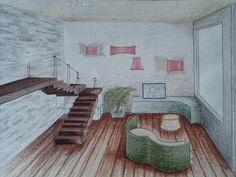 Dibujo perspectiva y color: octubre 2013