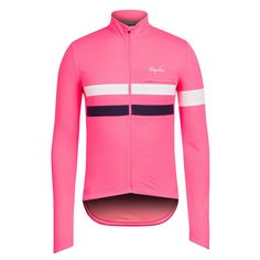 Rapha Long Sleeve Brevet Jersey and Gilet