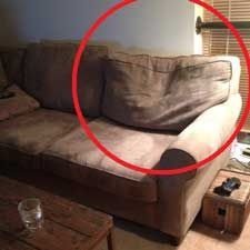 Fix sagging couch cushions Reupholster Furniture, Furniture Repair, Furniture Covers, Furniture Makeover, Furniture Decor, Redoing Furniture, Sofa Back Cushions, Fluffy Cushions, Cushions On Sofa