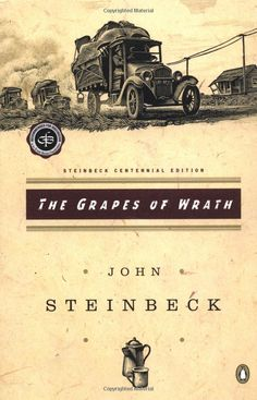 Started out slow but definitely got better as it went on (The Grapes of Wrath - John Steinbeck) Mar 2012